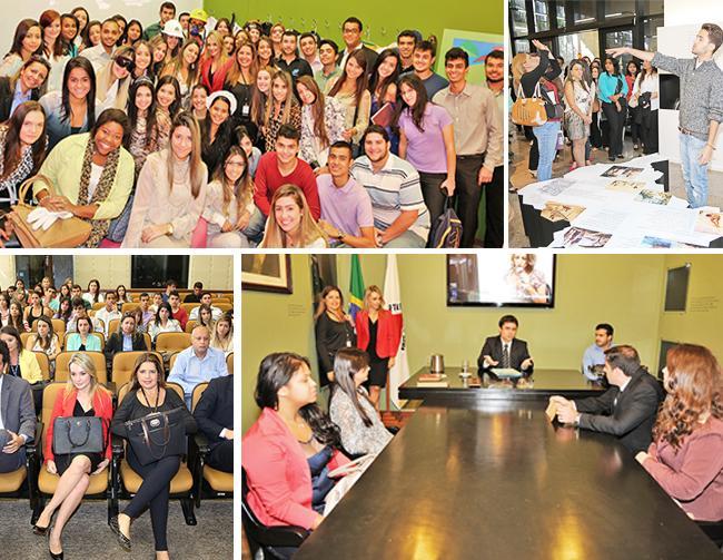 Alunos da Famig e Newton Paiva visitam TRT pelo Programa Justiça e Cidadania (imagem 2)