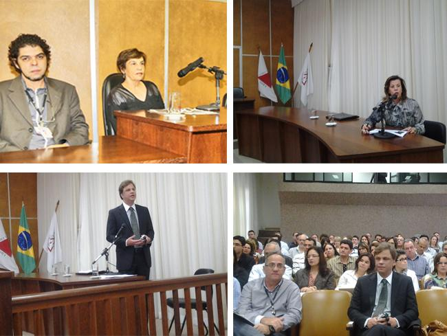 Escola Judicial realiza 2ª etapa do Seminário de Gestão Documental e Preservação de Autos Findos de Processos Judiciais (imagem 1)