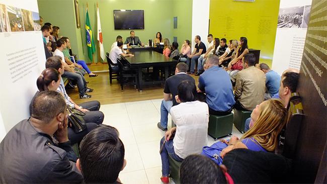Programa Justiça e Cidadania promove visita de universitários durante a Semana de Conciliação (imagem 2)