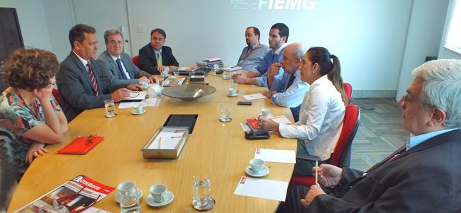 Gestores do Trabalho Seguro buscam novas parcerias em Minas (imagem 1)