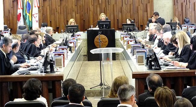 Pleno do TRT-MG vota em sessão histórica múltiplas listas para vagas de desembargador (imagem 1)