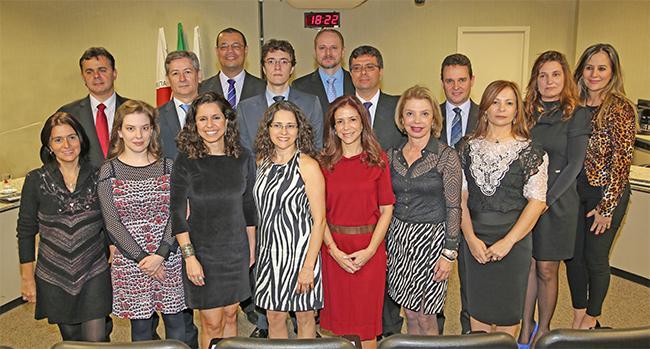 Juízes removidos tomam posse no TRT (imagem 2)