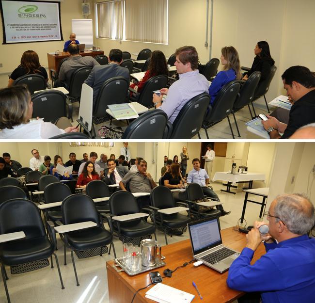 Presidente Deoclecia Amorelli Dias abre encontro do Singespa em Belo Horizonte (imagem 2)