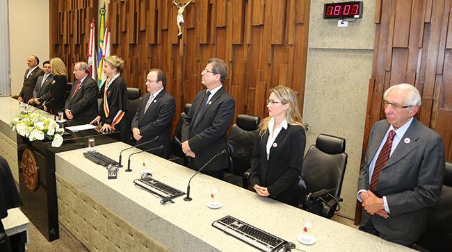 Cerimônia marca a posse de dois novos desembargadores no TRT-MG (imagem 2)
