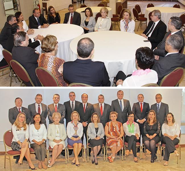 Presidente do TRT-MG recebe maior honraria da OAB-MG (imagem 2)