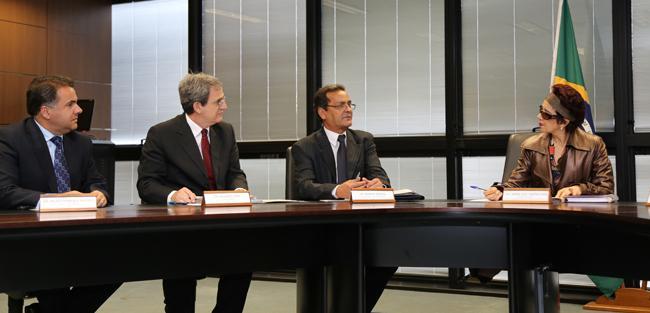 TRT reúne-se com Casa Civil para propor legislação em defesa do Trabalho Seguro (imagem 1)