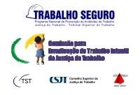 TRT participa do Ação Global neste sábado, dia 26 de abril (imagem 1)