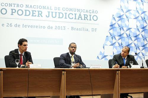 Secretário-Geral do CNJ defende diálogo amplo com a sociedade (imagem 1)