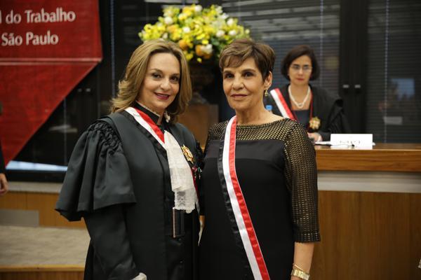 TRT de São Paulo homenageia presidente do TRT-MG com Ordem do Mérito Judiciário (imagem 1)