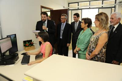 Inauguração de mais uma vara do trabalho em Ituiutaba promete melhorar a prestação jurisdicional no município (imagem 3)