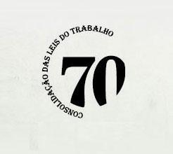Definida marca que vai ilustrar comemorações dos 70 anos da CLT (imagem 1)
