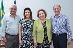 Corregedora é eleita vice-presidente do Coleprecor (imagem 1)