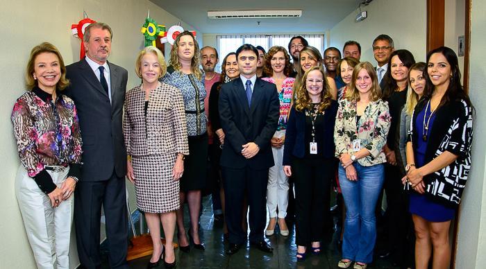 Central de Conciliação de 1º Grau é inaugurada com nova organização e funcionamento (imagem 3)