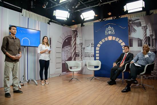 Juiz do TRT3 participa de programa da PUC TV (imagem 1)