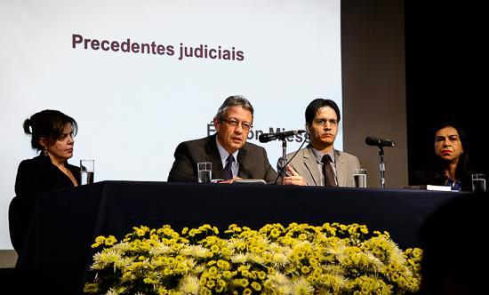 Curso da Escola Judicial destaca impactos do novo CPC no Processo do Trabalho (imagem 2)