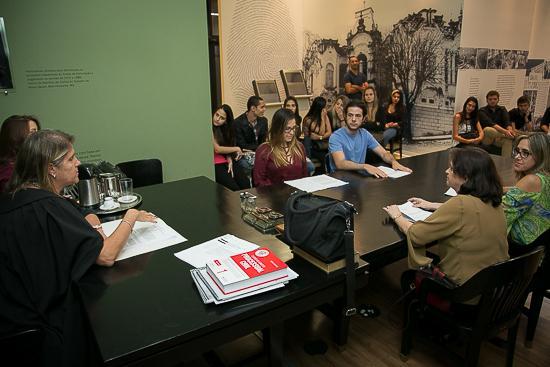 Justiça e Cidadania recebe universitários no TRT3 (imagem 1)