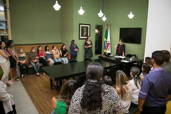 Centro de Memória recebe estudantes no TRT3 (imagem 2)