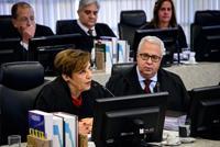Ex-presidente do TRT3 se aposenta e se despede de seus colegas magistrados (imagem 3)