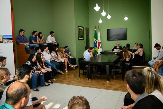 Estudantes conhecem TRT3 pelo Programa Justiça e Cidadania (imagem 1)