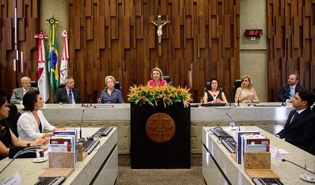 28 juízes tomam posse no TRT de Minas (imagem 1)