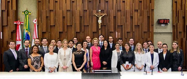 28 juízes tomam posse no TRT de Minas (imagem 4)