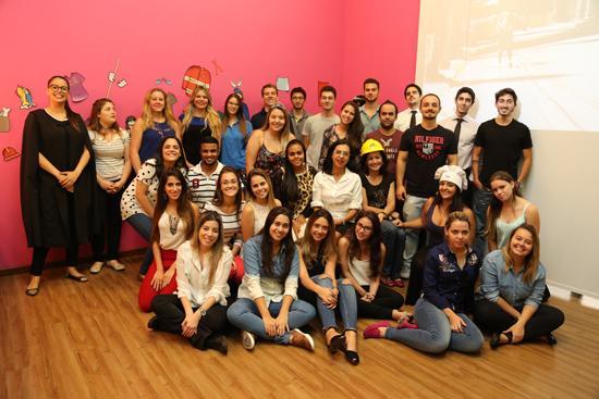 Estudantes da Fumec visitam TRT3 (imagem 1)