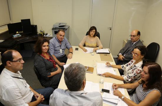 Comitê de saúde do TRT realiza primeira reunião (imagem 1)