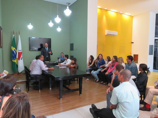 Universitários de Divinópolis conhecem o TRT3 (imagem 3)