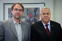 Presidente do TRT- 3ª Região recebe visita do deputado Paulo Lamac (imagem 1)