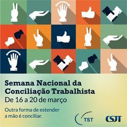 Judiciário do Trabalho se prepara para a Semana Nacional da Conciliação Trabalhista 2015 (imagem 1)