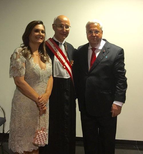 Presidente do TRT3 prestigia solenidade de posse dos novos dirigentes do TST (imagem 2)