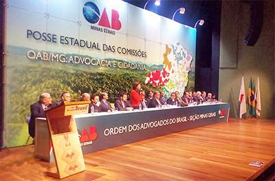 Desembargador participa de evento da OAB/MG (imagem 1)