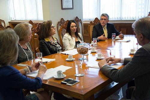 Administração do TRT-MG faz reuniões com grandes empresas demandadas (imagem 2)