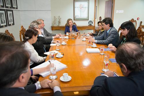 Administração do TRT-MG faz reuniões com grandes empresas demandadas (imagem 1)