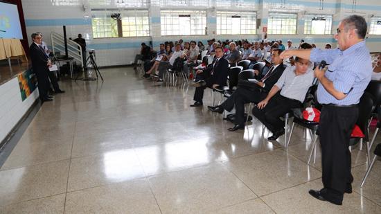 II Seminário sobre Saúde e Segurança no Trabalho Rural leva informações para trabalhadores e empregadores rurais em Paracatu (imagem 1)