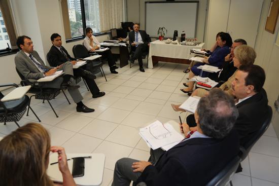 Realizada primeira reunião do Conselho Consultivo da Escola Judicial (imagem 1)