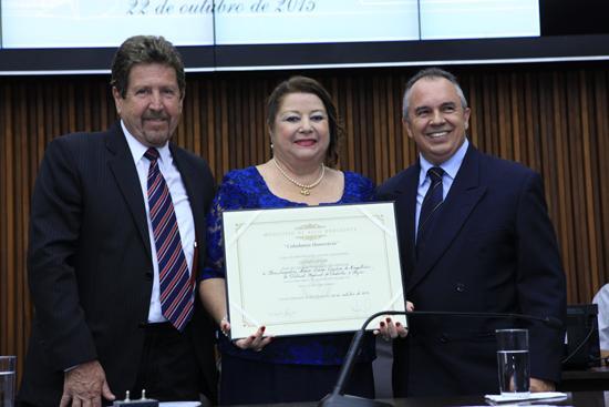 Desembargadora do TRT-MG recebe título de Cidadã Honorária de Belo Horizonte (imagem 1)