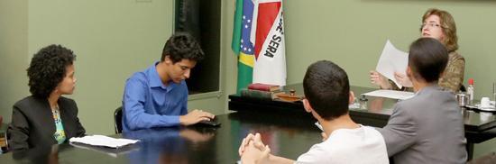 Justiça e cidadania propicia contato com a prática e a história a estudantes da Unimontes (imagem 2)