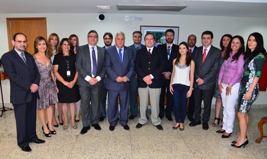 Presidente do TRT-MG empossa equipe de gestores (imagem 2)