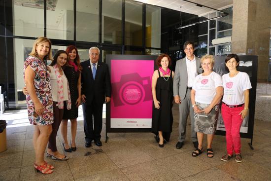 Exposição Esperança Cor de Rosa chega ao edifício-sede do TRT-MG (imagem 1)