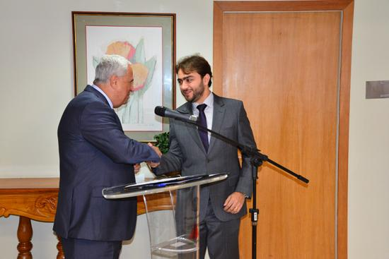 Presidente do TRT-MG empossa equipe de gestores (imagem 1)