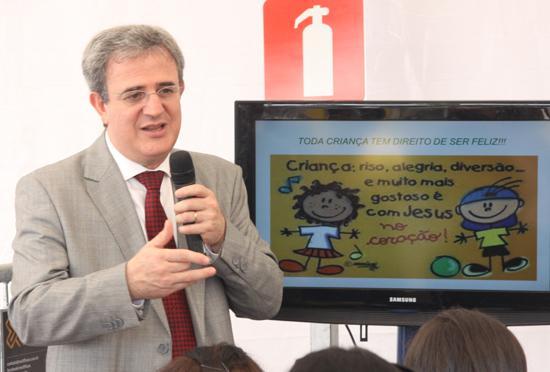 TRT presente na Ação Global combatendo trabalho infantil e acidentes de trabalho (imagem 5)