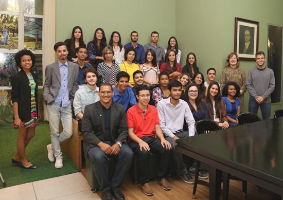 Justiça e cidadania propicia contato com a prática e a história a estudantes da Unimontes (imagem 1)
