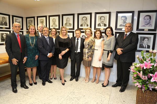 Presidente do TRT-MG dá posse aos desembargadores nomeados nesta sexta (imagem 2)