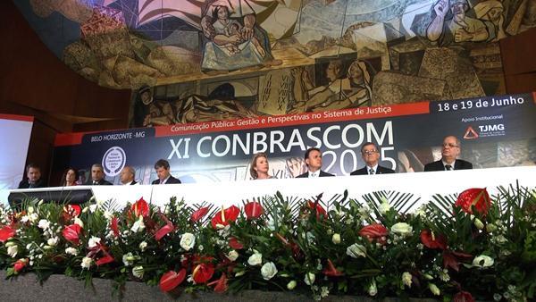 Conbrascom se encerra nesta sexta (19), com Prêmio Nacional de Comunicação e Justiça (imagem 1)