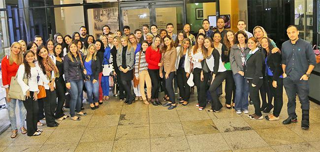 Universitários conhecem TRT por meio do Programa Justiça e Cidadania (imagem 2)