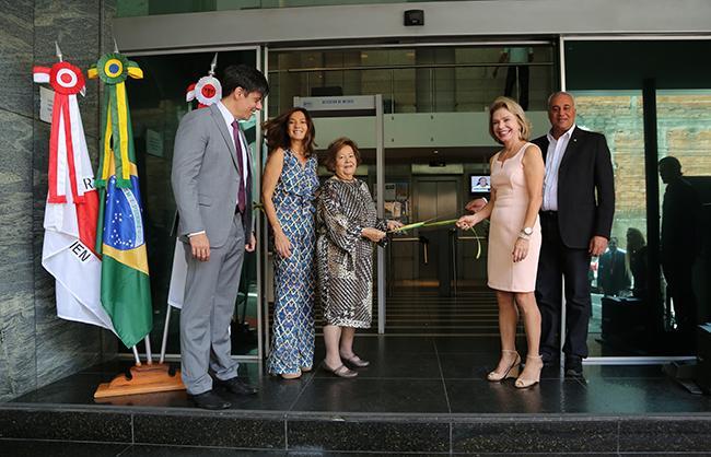 Sede administrativa do TRT recebe o nome do professor Messias Pereira Donato (imagem 1)