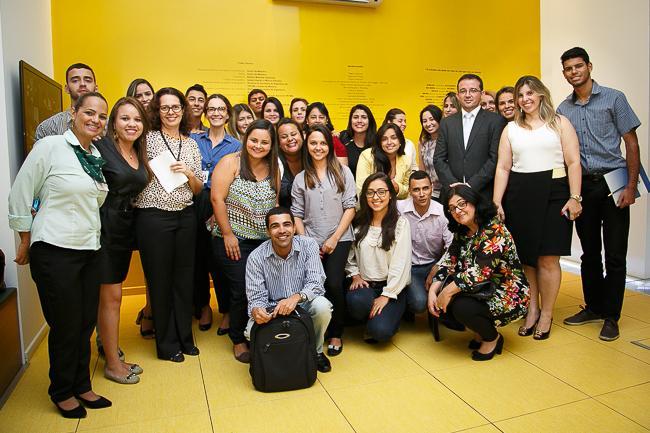 Alunos da PUC Betim visitam TRT pelo Programa Justiça e Cidadania (imagem 2)