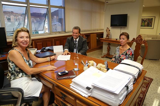 Diretrizes do encontro URGE Belo Horizonte são levadas à Presidência (imagem 1)