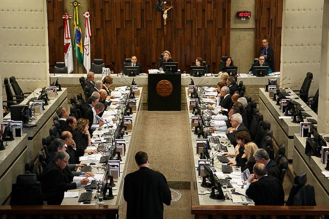 Tribunal Pleno decide pela manutenção da Turma Recursal de Juiz de Fora (imagem 1)